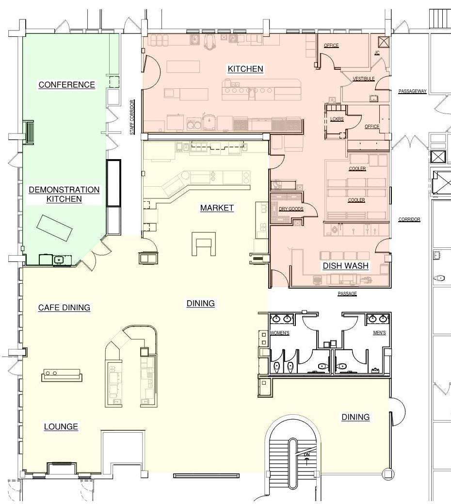 Hospital Kitchen Layout And Design Hospital Customer Service Chipotle Design Layout Hospital